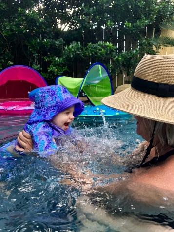 Go swim!